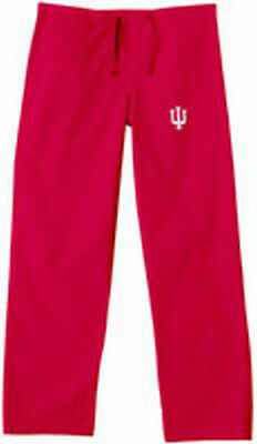 Red Gelscrubs Pant - Indiana Hoosiers scrub pants Gelscrubs size extra small new with tags NCAA IU
