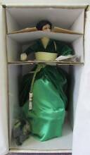Franklin Mint Heirloom Doll Large Boxed Scarlett O'Hara Porcelain Petrie Pine Rivers Area Preview