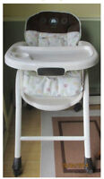 Carter's Comfort Fit Safari Spots High Chair