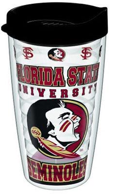 Florida State Seminoles FSU Tritan Tumbler, 16 oz, Brand New, FREE Shipping