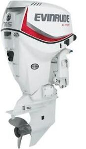 2016 Evinrude 115 HP OUTBOARD