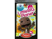 Little big planet on PSP comes with booklet