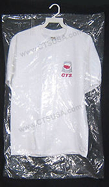 ROLL OF DRY CLEANER POLY GARMENT BAG (YOU CHOOSE SIZE)