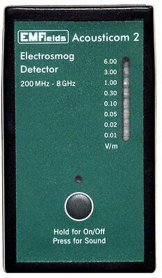 Acousticom2 Rf Field Strength Meter