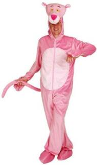 Pink Panther Adult Costume Hire Adelaide