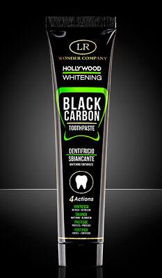 LR WONDER COMPANY Hollywood Whitening Dentifricio Sbiancante al Carbone 75 ml