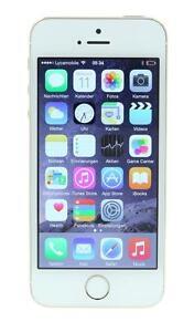 Apple-iPhone-5s-32-GB-oro-nessun-blocco-SIM-Grado-B-buono