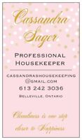 ATTENTION MOMS! In need of a housekeeper?