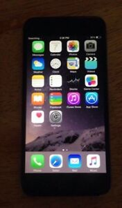 iPhone 6 128gb. on Bell