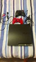 PS3 + 2 controllers & games Butler Wanneroo Area Preview