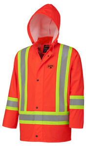 SAFETY VESTS, PARKAS, NEW FROM PIONEER SAFETY PRODUCTS