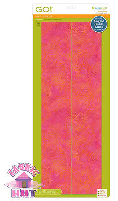 Accuquilt GO! Fabric Cutting Die 4 Strips Quilting Sewing 55085