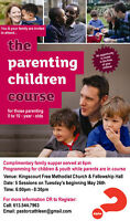 Alpha Parenting Course