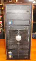 DELL OPTIPLEX INTEL DUAL CORE 2.13GHZ REFURBISHED COMPUTER WIN 7