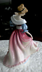 Royal Doulton Figurine Of The Year Amy HN 3316 Kitchener / Waterloo Kitchener Area image 5