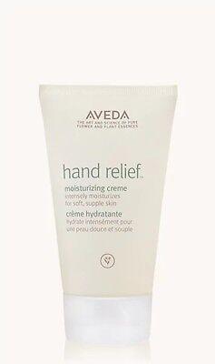 Aveda Hand Relief Moisturizing Creme 4.2 Fl. oz/ 125 ml
