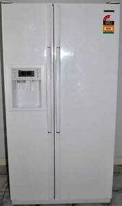 Samsung 733L side by side with ice make fridge freezer Doncaster Manningham Area Preview