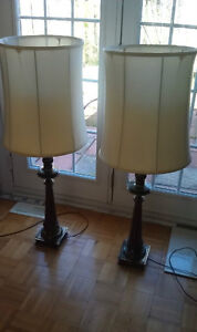 A pairs of floor lamp Windsor Region Ontario image 4