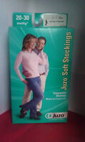 Medical compression stockings for women