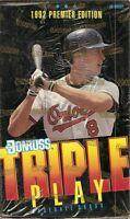 1992 Donruss Triple Play Sealed Baseball Box ( Blowout Special )