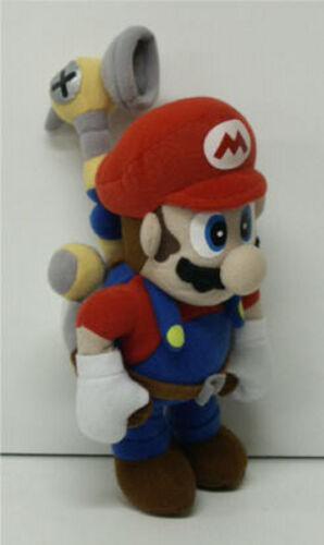 Nintendo Super Mario Sunshine and FLUDD BD&A Plush Toy!