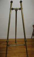 Antique easel for sale