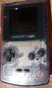 First Color Game Boy Collectable Item $150