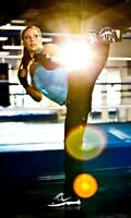 Fitness kickboxing for all levels