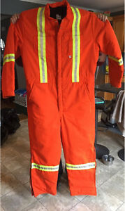Big Bill XL insulated coveralls St. John's Newfoundland image 1