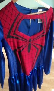 L/XL spiderwomen costume