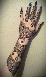 Henna Designs /bridal henna,Henna  Party(chamicals Free) Kitchener / Waterloo Kitchener Area image 1