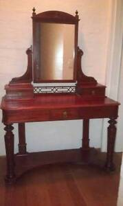 Antique duchess dressing table South Perth South Perth Area Preview