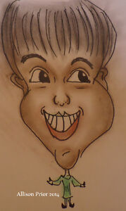 Learn how to draw Caricatures lessons St. John's Newfoundland image 6