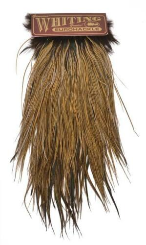 Whiting Eurohackle Rooster Saddles
