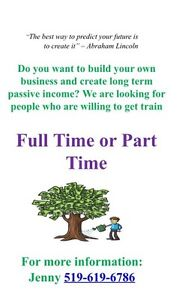 Full time or part time Job London Ontario image 1