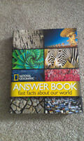 National Geographic The Answer Book
