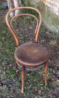 3 vintage retro chairs