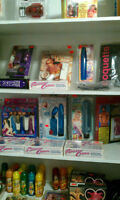 Adult DVD's & adult toy's and games
