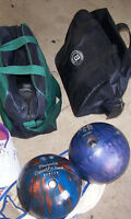 His & Hers Bowling pkg,