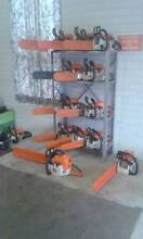 Stihl Husqvarna Jonsered Solo Chainsaws with warranty Sunbury Hume Area Preview