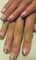 Nails Expert. We'll guarantee for your gel nail or fix free.