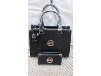 Ladies MK handbag set for sale