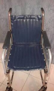 Wheelchair   'GLIDE'  Excellent Condition.'NO FOOT PLATES - HENCE Melbourne CBD Melbourne City Preview