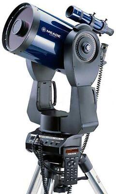 Meade 8 LX200 ACF UHTC Advanced Coma-Self-governed Astronomical Telescope 0810-60-03