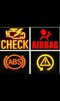 Engine Light--ABS-Air bag-SRS-Transmission-SCANNER