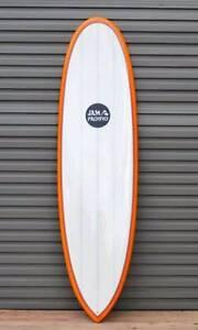 Mini Mal 6'10 - Triple Stringer - FREE SHIPPING Bundall Gold Coast City Preview