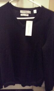 Calvin Klein wool sweater (new)