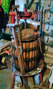 Complete Proffessional wine maker kit. - or best offer.