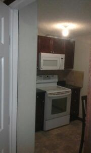 One bedroom bachelor for rent in Timberlea