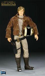 Battlestar Galactica Lt. Starbuck Dirk Benedict 12in Collectors Figure NIP